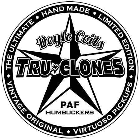 Doyle Coils TRU-CLONES - Les Paul's Final Dream Comes To Life!